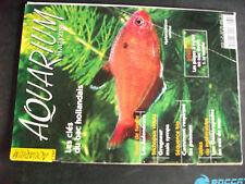 ** Aquarium magazine n°160 gastéropodes sous surveillance / Aulonocara