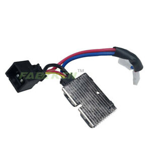 NEW Heater Blower Motor Resistor For Mercedes Benz 300SE 400SE S320 1408218351