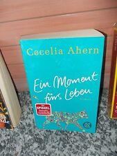 Ein Moment fürs Leben, ein Roman von Cecelia Ahern, aus dem Fischer Verlag