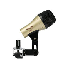Yoga D637 - Drum Mic - Snare - Tom - Dynamic Microphone - Band Stage