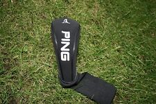 PING REPLACEMENT HYBRID RESCUE HEAD COVER  BLACK
