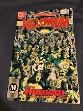 Millennium #1 (1988) DC Comics Justice League Batman Superman