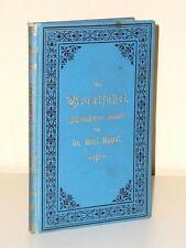 SCHWEINFURT - Karl Oppel: Die Brautfahrt. Schweinfurter Novelle (1894)