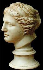 Greek Italian style sculpture bust head of Aphrodite Venus De' Milo statue 44cm.