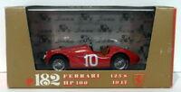 Brumm Models 1/43 Scale Diecast R182 - 1947 Ferrari 125S HP100