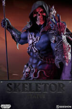 SIDESHOW COLLECTIBLES MASTERS OF THE UNIVERSE SKELETOR