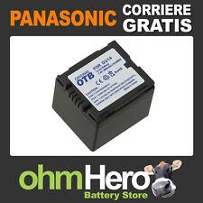 Batteria Hi-Quality per Panasonic NV-GS320