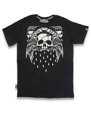 Liquor Brand Herren Epitaph T-Shirts.Tattoo,Biker,Oldschool,Rockabilly Style