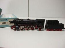 Locomotive a vapeur Marklin 3005