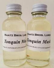 Tonquin Musk Musks Trapping Lure Ingredient Lures Trapper Trappers Trap Fur 2 oz