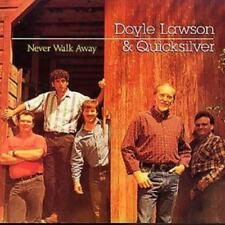 Doyle Lawson and Quicksilver : Never Walk Away CD (1999) ***NEW***