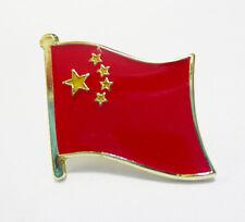 Lapel Pin Flag Pin China National Flag Metal