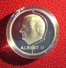 Belgique - Refrappe officielle Monnaie Royale - Rare 20 Francs 1994  VL  Argent
