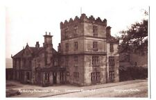 Longshaw HOUSE THE HOLIDAY FELLOWSHIP CENTRE Peak District OLD RP PHOTO POSTCARD