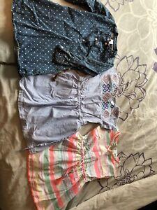 3T Carters Dresses Lot Of 3