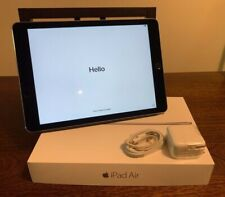 Apple iPad Air 2 128GB 9.7in bundle, Wi-Fi  - Space Gray - Excellent Condition