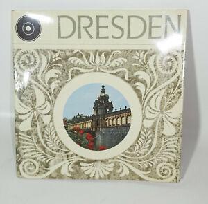 DDR / Ungarn Cityvox DRESDEN 1969 Single Schallfolie ! (H7