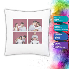 Customized Personalised Custom Printed Pillow Cushion Your Foto Mix Collection