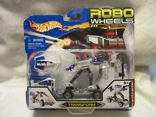 Hot Wheels X14 Robo Wheels Transformers 2001 RARE Gift Toy Stocking Stuffer