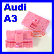AUDI A3 A6 WINDOW REGULATOR CLIPS FRONT L R 1996 - 2003