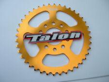 KTM 50,  KTM SX 50   40T REAR SPROCKET (415 CHAIN 456)  orange