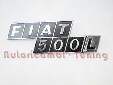 FRIEZE REAR FIAT 500L PLASTIC CHROME