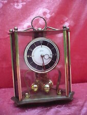Beautiful, Old Fireplace Clock __ Dome Clock - Rolling Ball Clock __ Kern