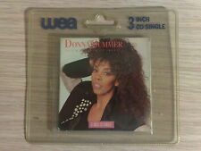 """DONNA SUMMER - THIS TIME I KNOW IT'S FOR REAL - RARISSIMO CD SINGOLO 3"""""""