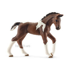 Schleich 13758 Pinto Trakehner Horse Foal Model Toy Figurine - NIP