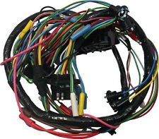 1961 Falcon & Comet Complete Under Dash Wiring Harness w/ Fuse Box, Made in USA