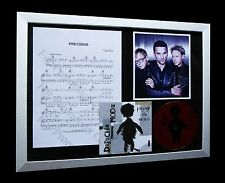 DEPECHE MODE Precious LTD Numbered CD FRAMED DISPLAY!!