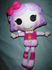 """Lalaloopsy Pillow Featherbed 10"""" Plush Soft Toy Stuffed Animal"""