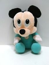 Playskool Disney Babies Mickey Mouse Plush Stuff Toy