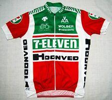 Descente Men's Large Vintage 7 Eleven Eddy Merckx Cycling Jersey