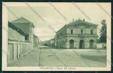 Pavia Palestro FORO cartolina QK5064