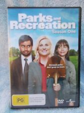 PARKS AND RECREATION SEASON ONE AMY POEHLER DVD PG R4