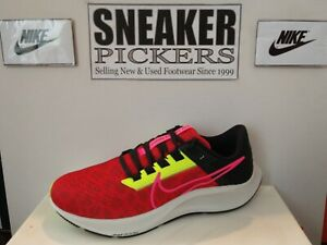 Nike Wmns Air Zoom Pegasus 38 - DM8061 600 - Chile Red / Pink - Size: 8.5