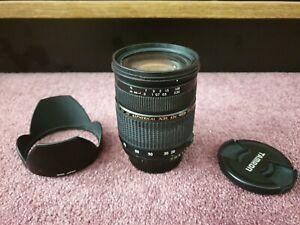 Tamron SP AF 28-75mm F/2.8 XR Di LD Aspherical [IF] MACRO for Nikon Mount.