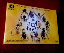 Le Tour De France DVD Collection 4 Disc Set Eddy Merckx, Armstrong New / Sealed
