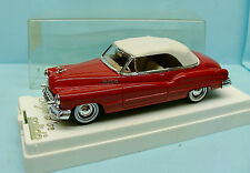 PA03/13.349 SOLIDO / FRANCE / BUICK CABRIOLET 1950 ROUGE 1/43
