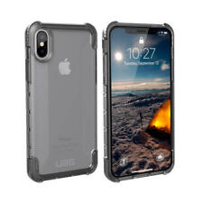 Urban Armor Gear Plyo funda Apple iPhone X Wirelles cargador compatible Ice (transparente)