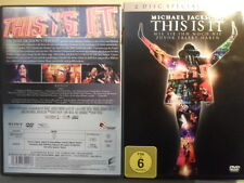 Michael Jackson/This is it Special Edition 2/DVD