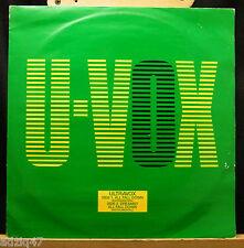 ♪♪ MAXIS 45 T - ULTRAVOX - ALL FALL DOWN ♪♪