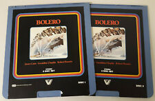 Bolero for Vintage RCA Selectavision VideoDisc Video Disc Players