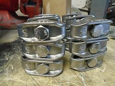 20 gibson stainless steel 3/4 inch  beam clamps