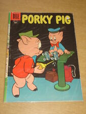 PORKY PIG #60 G/VG (3.0) DELL COMICS OCTOBER 1958