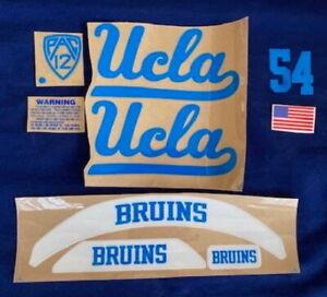 UCLA VINYL STICKER SHEET 5 X 7