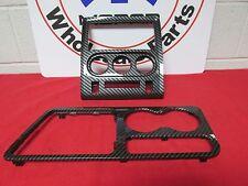 Dodge Challenger Carbon Fiber Center Radio Dash Bezel Shifter Trim Bezel MOPAR