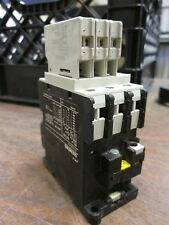 Siemens Contactor 3TF3200-0A 120V Coil (3) Aux Contacts 225A 600V Used