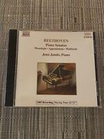 Beethoven/Piano Sonatas 14, 21 and 23 CD (1993) Moonlight/Appassionata/Waldstein